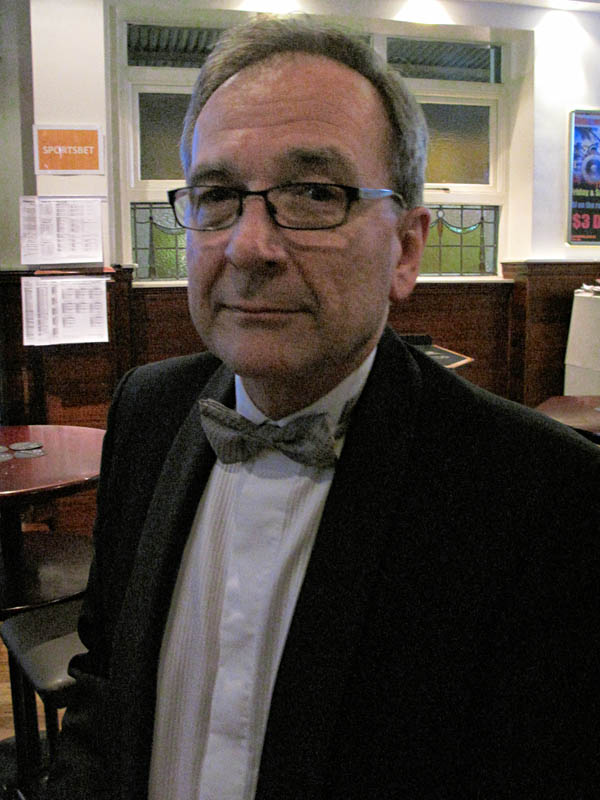 Bow Ties in Pub, Sydney