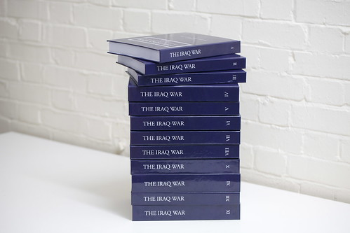 A stack of twelve books