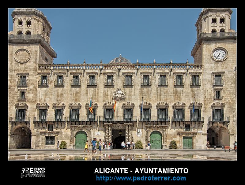 Alicante - Ayuntamiento