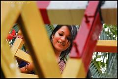 Cheerful Frame (Rezwan Razzaq) Tags: life carnival portrait woman color sports beautiful smile face fashion festival