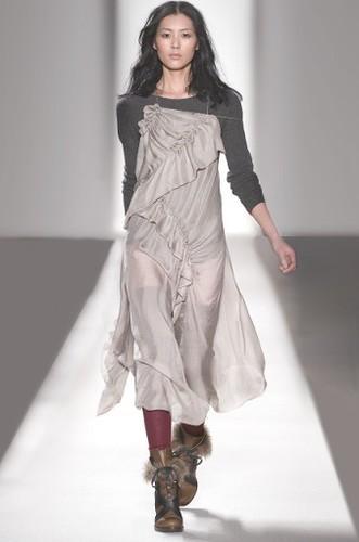 Moda mujer invierno 2011 de Vanessa Bruno