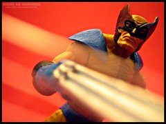 Wolverine (Rooners Toy Photography) Tags: xmen mutant logan marvel marvelcomics wolverine jameshowlett rooners