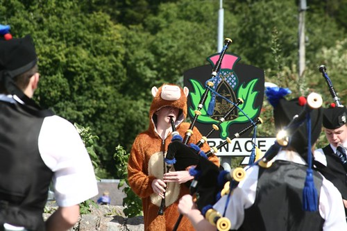 Mid Argyll Pipe Band 29.8 2010