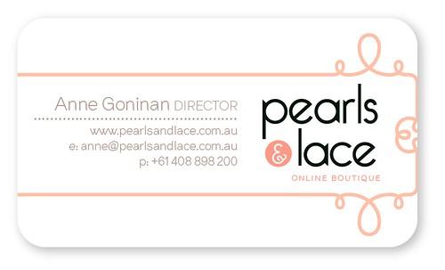 Pearls & Lace, RI
