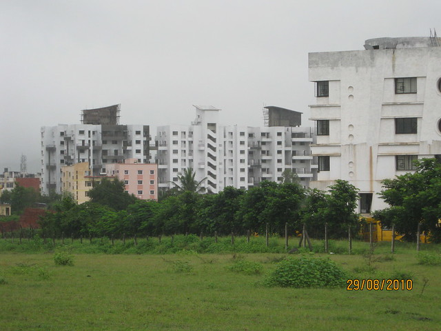 Verve at Hinjewadi, Wakad Annexe, by The Construction Group (www.theconstructiongroup.com)