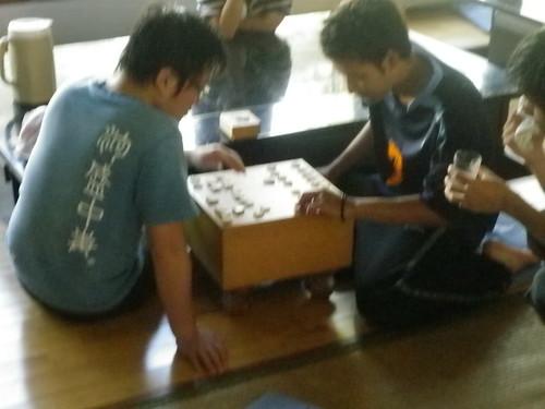 高坂5段vs木下5級