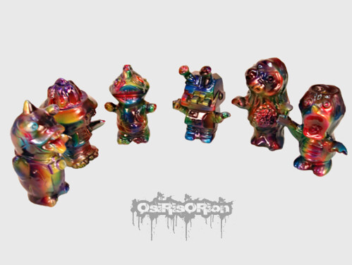 light oil slick puppets 01