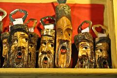 bottle openers (DiNG_19o4 - SD.Lara) Tags: wood shop germany bayern deutschland bavaria carving ammertal