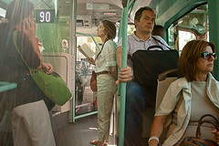 (Donato Buccella / sibemolle) Tags: italy milan colors candid milano streetphotography autobus 90 circonvalla canon400d sibemolle mg6969