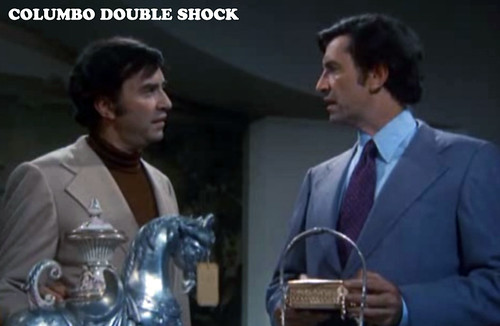 COLUMBO - DOUBLE SHOCK