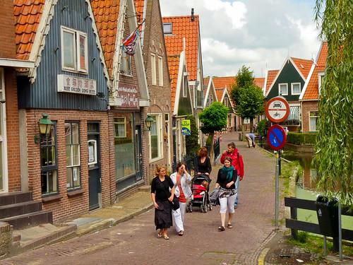 Postales desde Volendam / Postkaarten uit Volendam