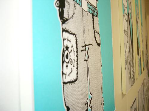 .TROUBLE X @ ladyfest trier 2010.