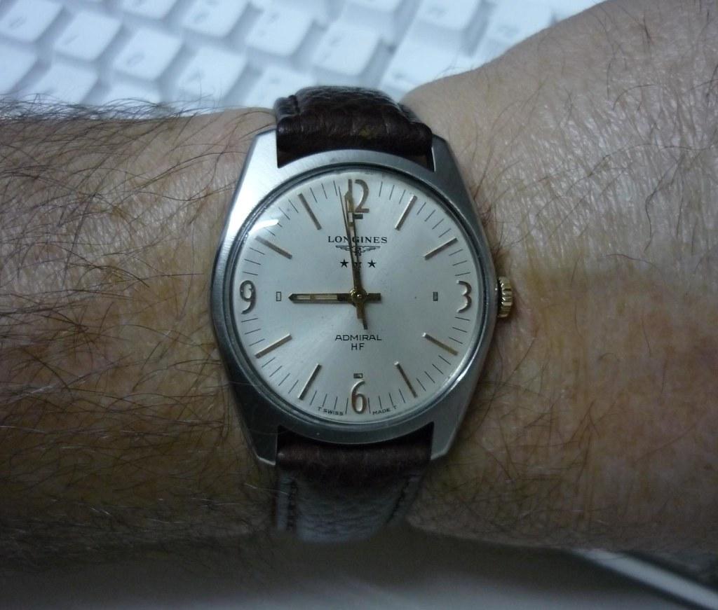 Que reloj llevas puesto hoy en la muñeca? [Archivo] Página