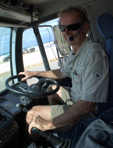 Fraser Island: Dave