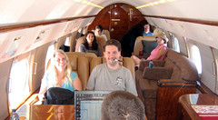 20100807 1254 - Cape Cod - on plane - Frank's head, Carolyn, Clint, Samantha, Maria, Timmy, Lowell, Denise, IMG_2179 (Rev. Xanatos Satanicos Bombasticos (ClintJCL)) Tags: vacation shirt computer carolyn flying laptop bob clint jrbobdobbs subgenius churchofthesubgenius stewardess bobdobbs 2010 laptopcomputer stewardes lowellsawyer samanthasawyer franksawyer timothysawyer mariasawyer denisesawyer ecigarette 201008 subgeniusshirt vaping stewarde 20100807 vacationtocapecod vacationtocapecod2010