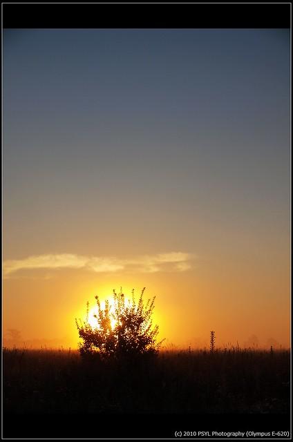 Sunrise over Carden
