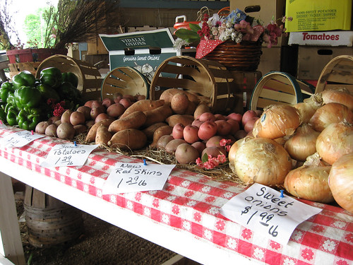 Farmers Markets offer in season, local produce to communities nationwide