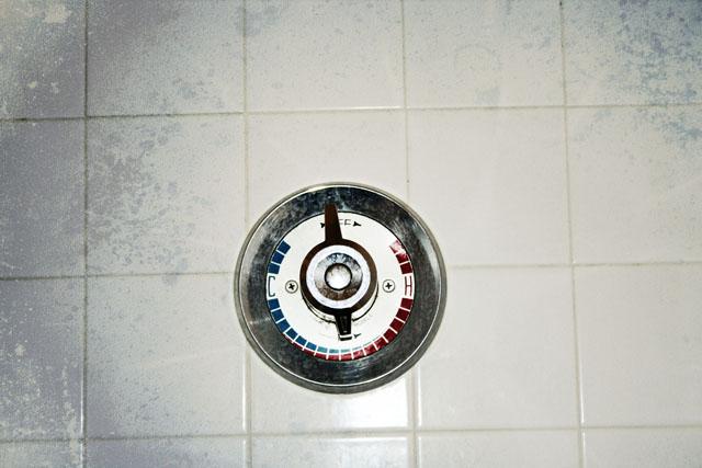 shower grunge