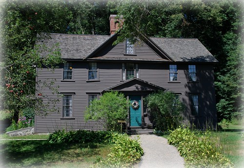 Home of Louisa May Alcott