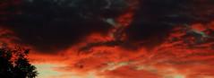 Manji@Dusk (kenheney) Tags: sunset clouds manjimup bloodred