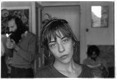 alberto garcía alix. rosa era un ángel 2006. fotografía en blanco y negro virada al selenio. colección ca2m