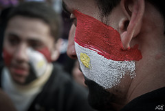 Protest Face Paint