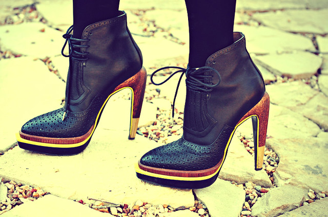 Jane Aldridge - get the shoes Proenza Schouler
