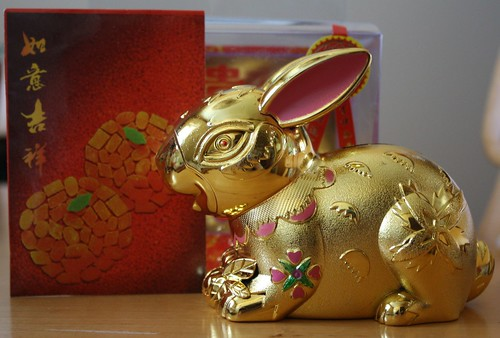 Gung Hay Fat Choy:The Year of the Rabbit