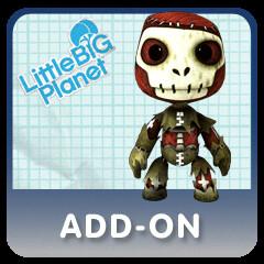 LittleBigPlanet - Zombie Costume