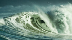 Wave Tube (saki_axat) Tags: ocean sea tube wave onde
