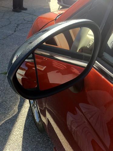 2012 FIAT 500 side view mirror - Bob-Boyd FIAT