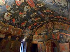 Frescoes at Bachkovo monastery (Frans.Sellies) Tags: monastery bulgaria bulgarie bachkovo bulgarije bulgarien bulharsko bulgaristan  anawesomeshot   thegoldenphoenix    p1280576