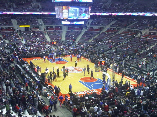 Pistons - Heat,  Feb 11, 2011