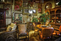The Scent of Wood and Leather (Michael Coyne) Tags: furniture interior decoration decor hdr geo:tool=houdahgeo