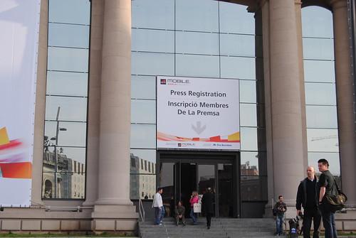 Registro de Press MWC 2011