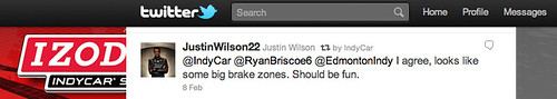 Justin Wilson on Twitter