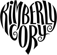 """Kimberly"" & ""Cory"" Heart Design"