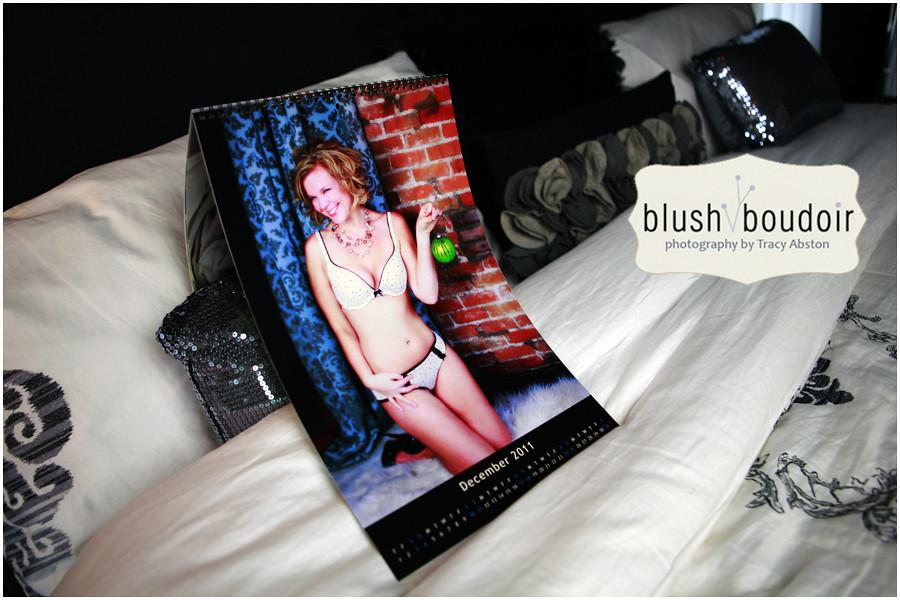 NEW Blush 11x17 Calendar