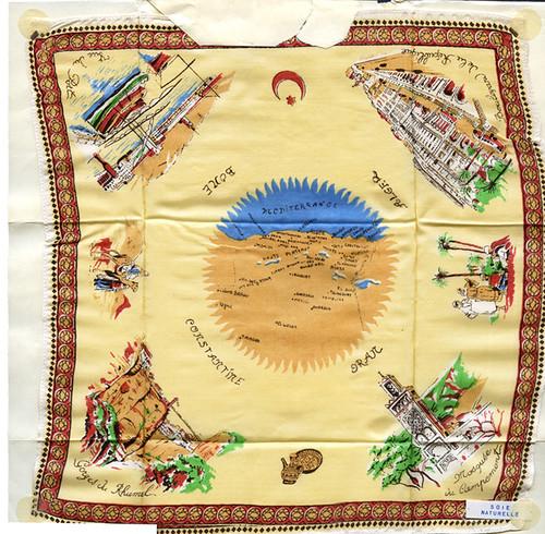 Souvenir scarf_3_tatteredandlost