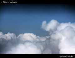 I Saw Heaven (Elephant Cloud) /  () (AmpamukA) Tags: above sky cloud elephant see saw view helicopter     totallythailand   ampamuka