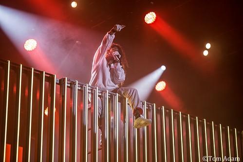 M.I.A OPEN'ER FESTIVAL GDYNIA 2017 (3)