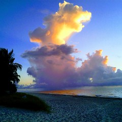 IMG_20170705_220245_824 (immrbill3) Tags: sunrise floridasunrise beach sunriseonthebeach beachsunrise floridabeach morningwalk fortlauderdalefl