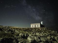Via Lactea  1 (juanjo_romero) Tags: vía láctea milky way olympus em5mkii corrubedo barbanza galicia estrellas estrelas paisaje landscape nightscape fotografía nocturna