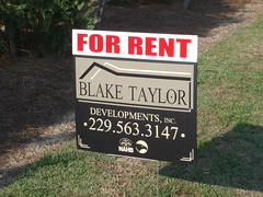 FOR RENT by Blake Taylor