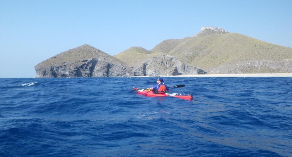 Cabo de Gata en kayak 079