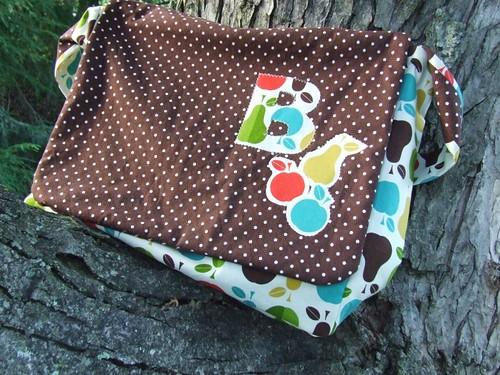 Diaper Bag Front