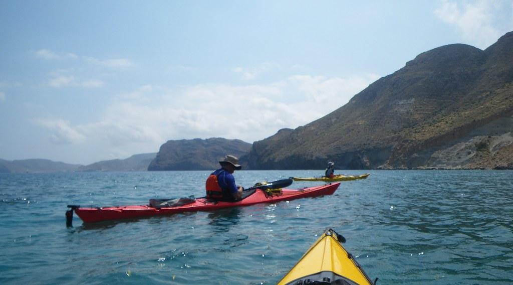 Cabo de Gata en kayak 187