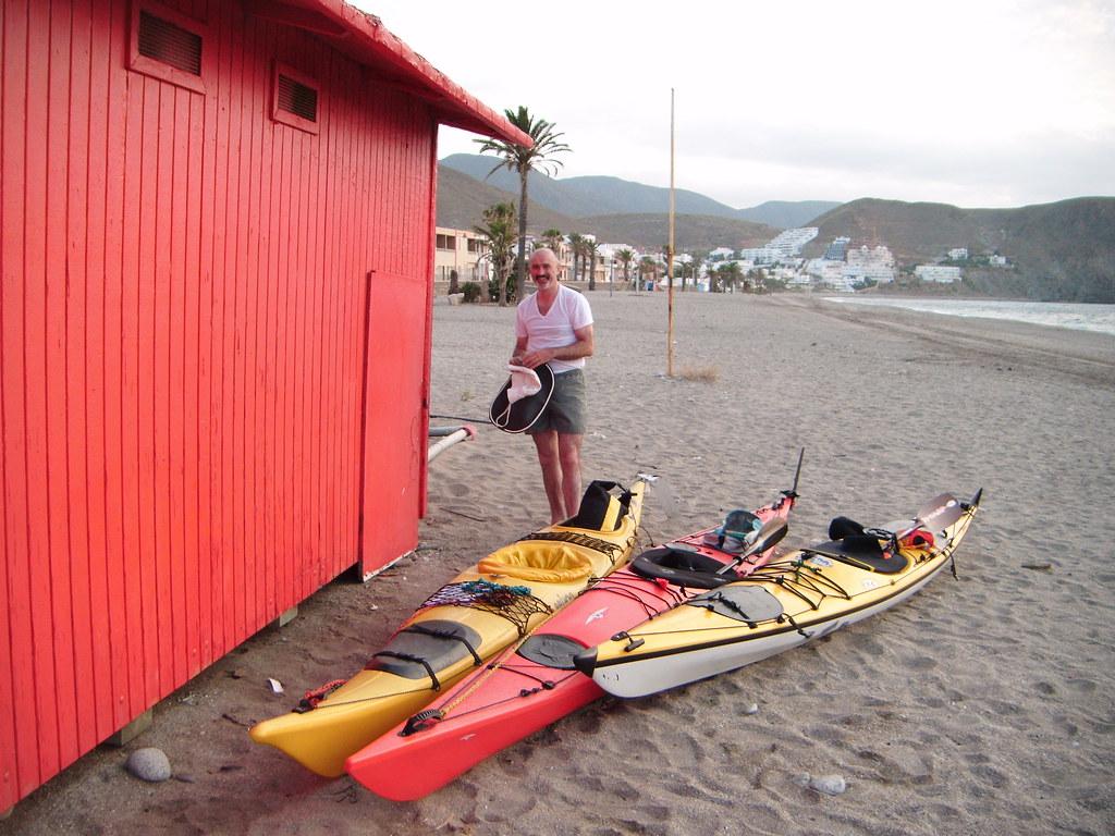 Cabo de Gata en kayak 596