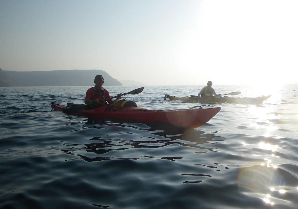 Cabo de Gata en kayak 284