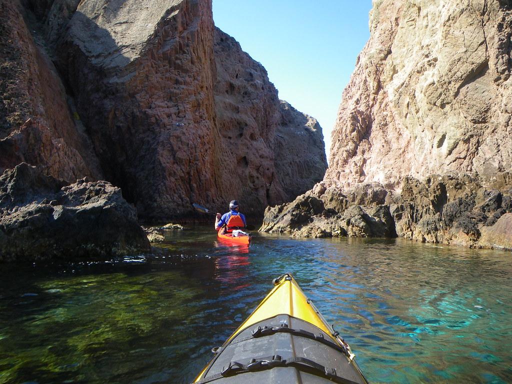 Cabo de Gata en kayak 546